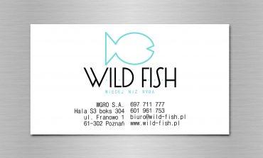 Wizytówka Wild Fish
