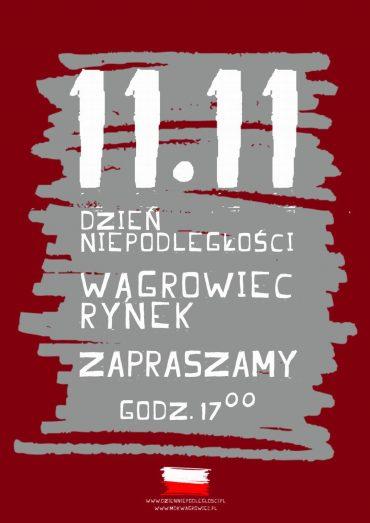 Plakat Dzień Niepodległości 11_11_MDK