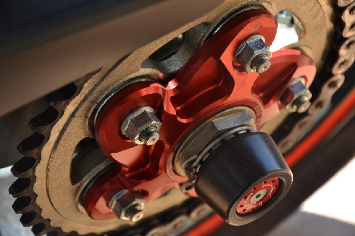 Ducati Monster 796 20th Anniversary 2013 rok (1)
