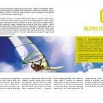Podręcznik Wielka Pętla Wielkopolski: Windsurfing - bezpieczeństwo