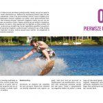 Podręcznik Wielka Pętla Wielkopolski: Kitesurfing - pierwsze kroki