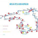 Podręcznik Wielka Pętla Wielkopolski: Mapa - Wielka Pętla Wielkopolski